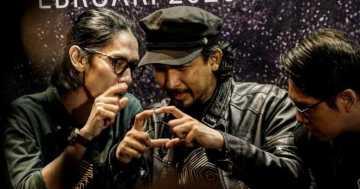 Piyu Padi Ikut Sumbang Ide Film `Menanti Keajaiban`